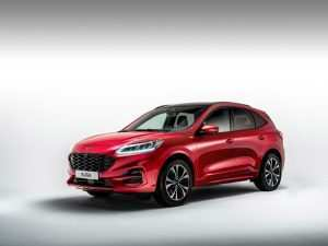 40 A Ford Kuga 2020 Uk Picture
