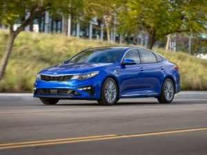 40 A Kia Optima 2020 Redesign Images