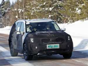 40 A Kia Pickup Truck 2020 Engine