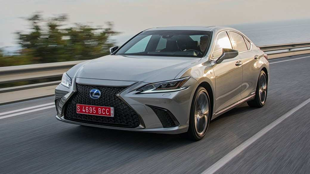 40 A Lexus 2019 Review Concept And Review