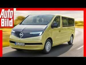 40 A New Opel Vivaro 2020 Redesign