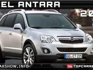 40 A Opel Antara 2019 Specs and Review