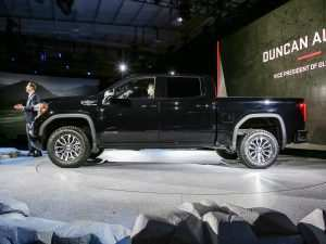 40 All New 2019 Bmw Sierra At4 Redesign
