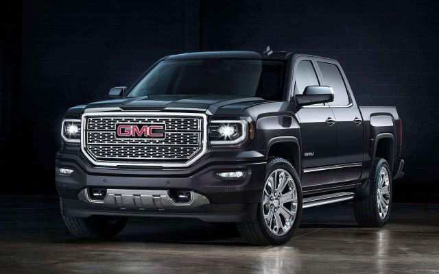 40 All New 2019 Gmc Sierra Rendering Spesification