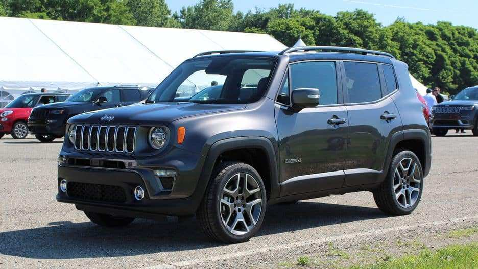 40 All New 2019 Jeep New Model Pricing