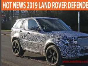 40 All New 2019 Land Rover Defender Ute Review