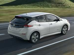 40 All New 2019 Nissan Leaf Release Date and Concept