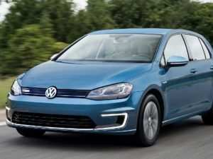 40 All New 2019 Vw E Golf Model