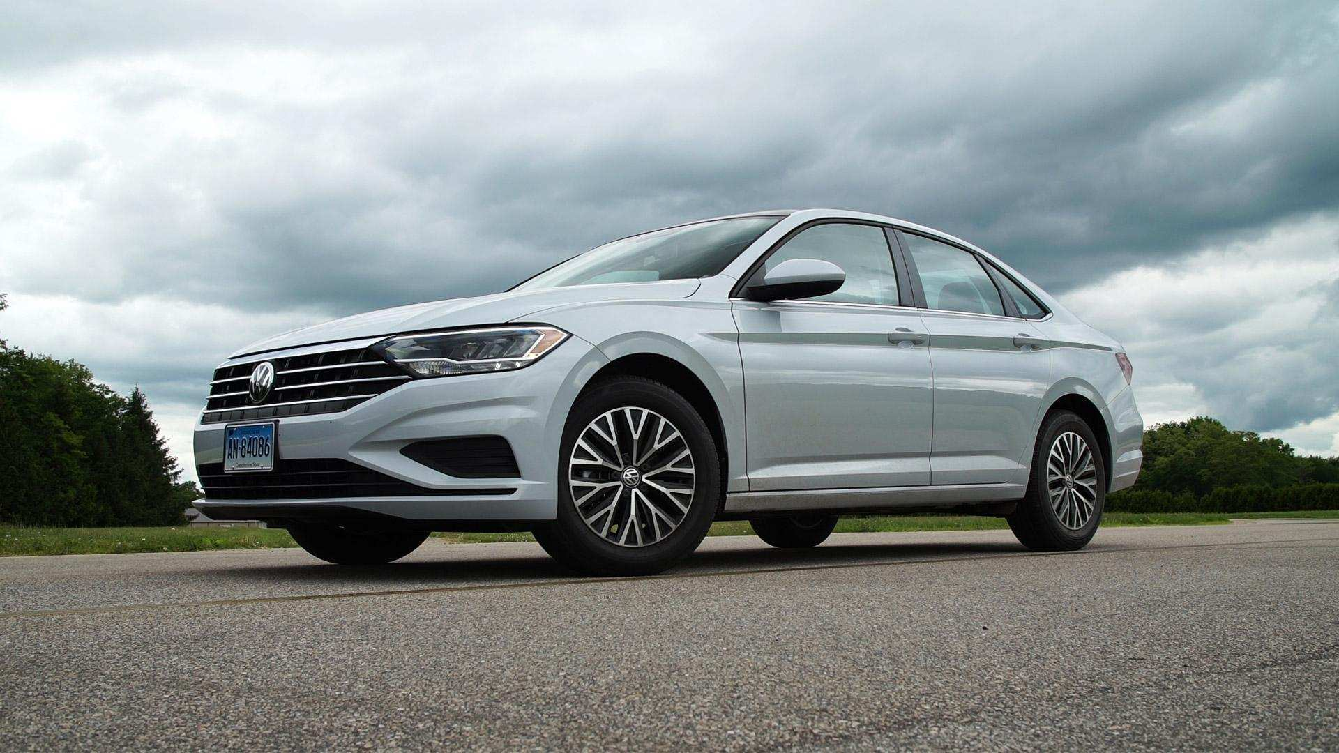 40 All New 2019 Vw Jetta Redesign Redesign