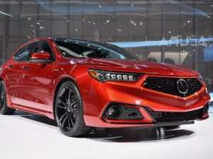 2020 Acura Tlx Pmc Edition Hp
