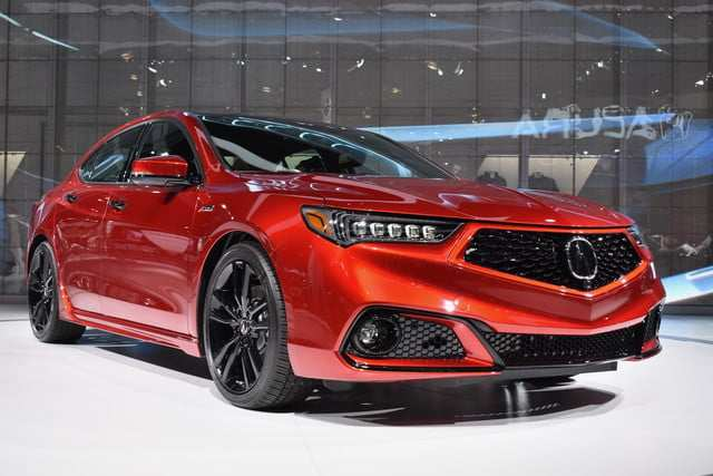 40 All New 2020 Acura Tlx Pmc Edition Hp New Concept