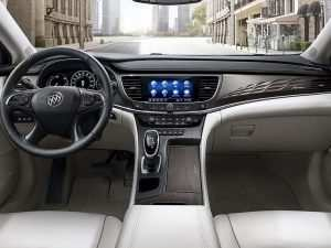 40 All New 2020 Buick Lacrosse Interior Interior