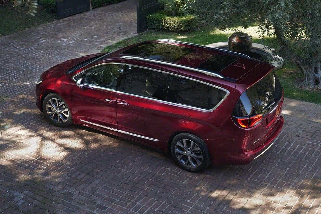 40 All New 2020 Chrysler Town And Country Research New