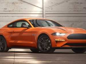 40 All New 2020 Ford Mustang Style
