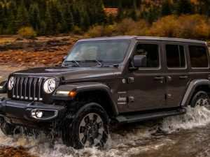 40 All New 2020 Jeep Wrangler Release Date Spesification