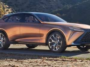 40 All New 2020 Lexus Rx Pictures