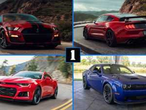 40 All New 2020 Mustang Gt500 Vs Dodge Demon Rumors