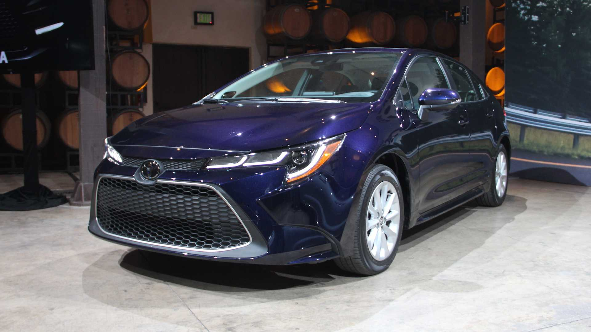40 All New 2020 Toyota Corolla Xle Pictures