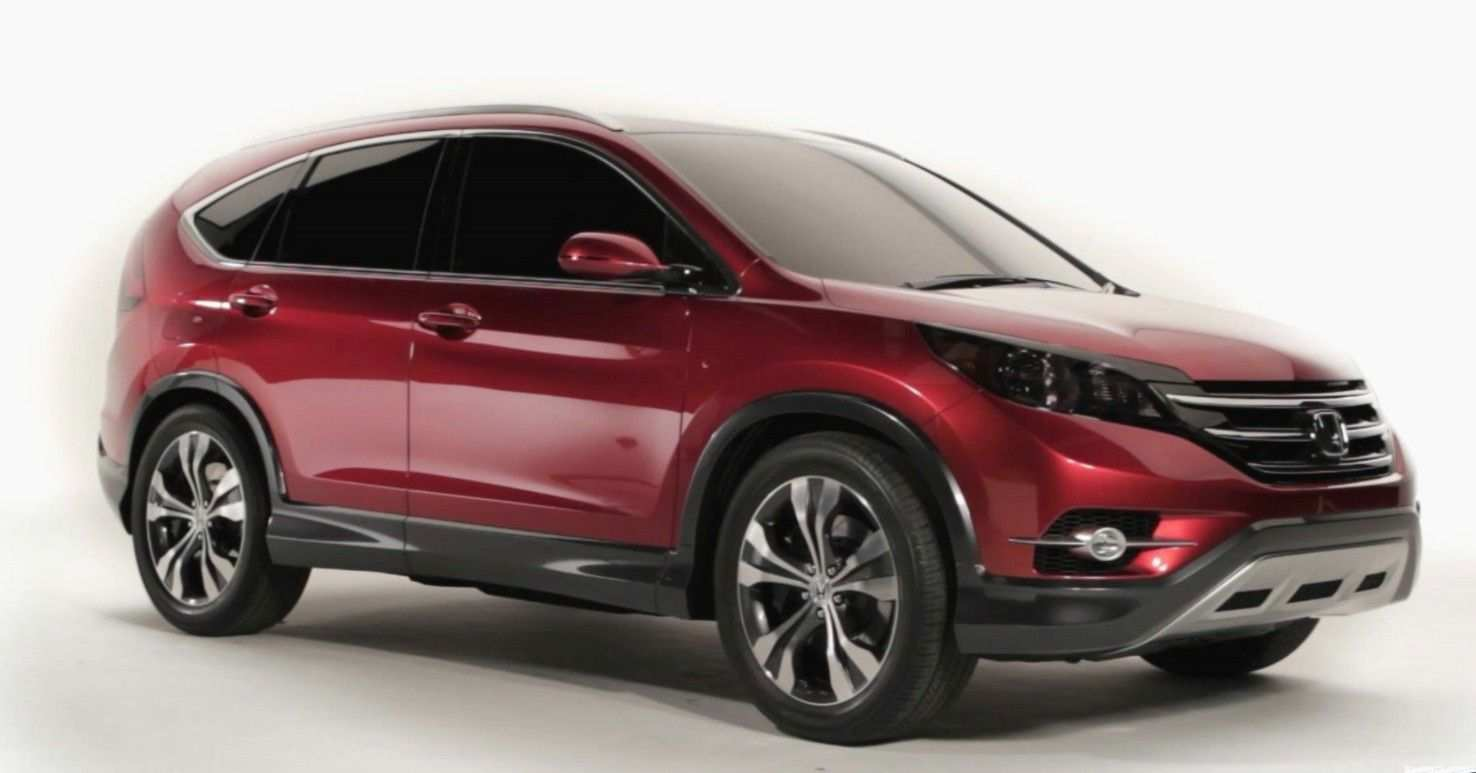40 All New Honda Suv 2020 Review And Release Date