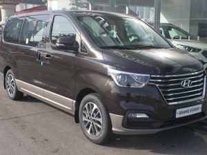 40 All New Hyundai Starex 2020 Review and Release date