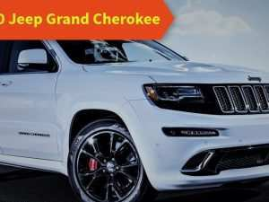 40 All New Jeep Grand Cherokee Srt 2020 Release Date