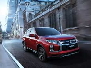 40 All New Mitsubishi Rvr 2020 First Drive