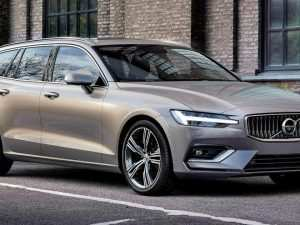 40 All New New 2019 Volvo V60 Price and Review