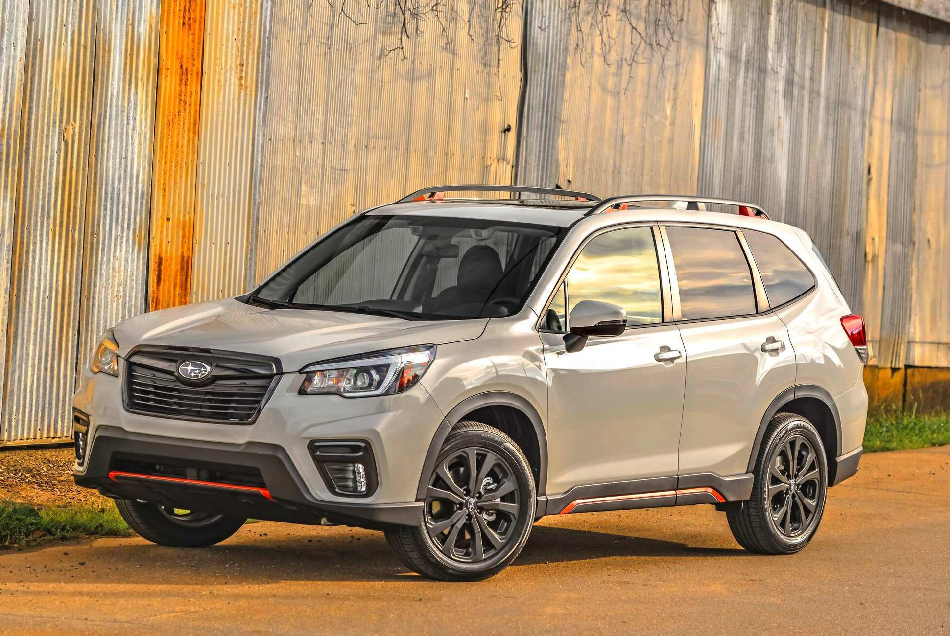 40 All New The 2019 Subaru Forester Redesign And Concept