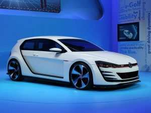 40 All New Volkswagen Golf Hybrid 2020 Images