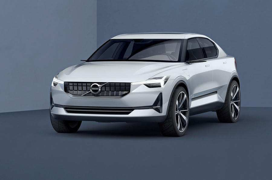 40 All New Volvo All Electric Cars By 2019 New Review