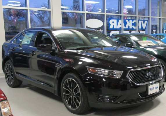 40 Best 2019 Ford Taurus Sho Specs Concept and Review