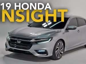 40 Best 2019 Honda Insight Hybrid Price and Release date