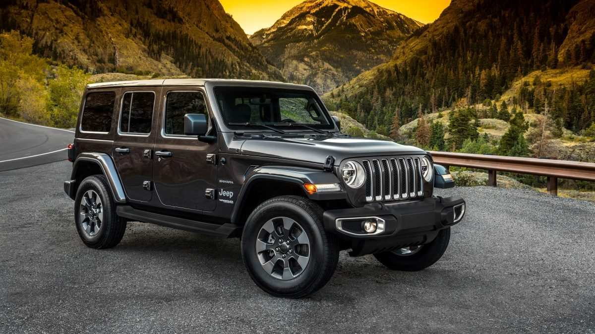 40 Best 2019 Jeep Lineup Price Design And Review