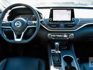 40 Best 2019 Nissan Altima Interior Concept and Review