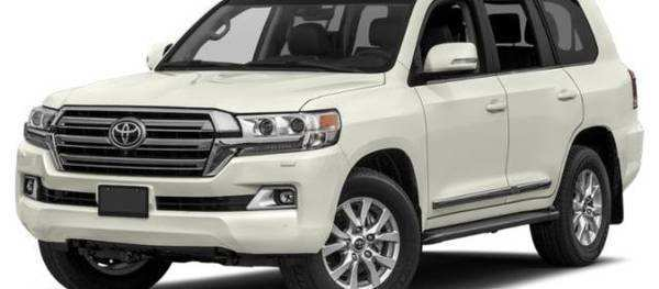 40 Best 2019 Toyota Land Cruiser 200 Pricing
