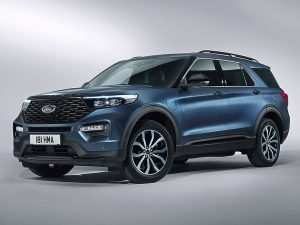 40 Best 2020 Ford Crossover Specs and Review