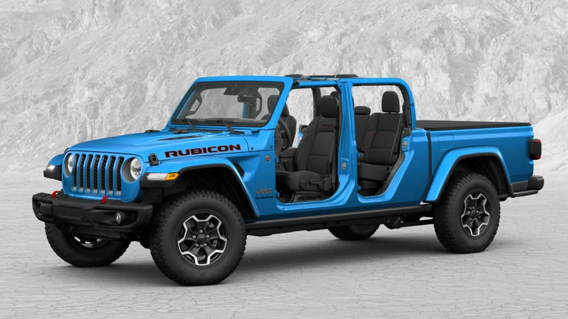 40 Best 2020 Jeep Gladiator Color Options Price