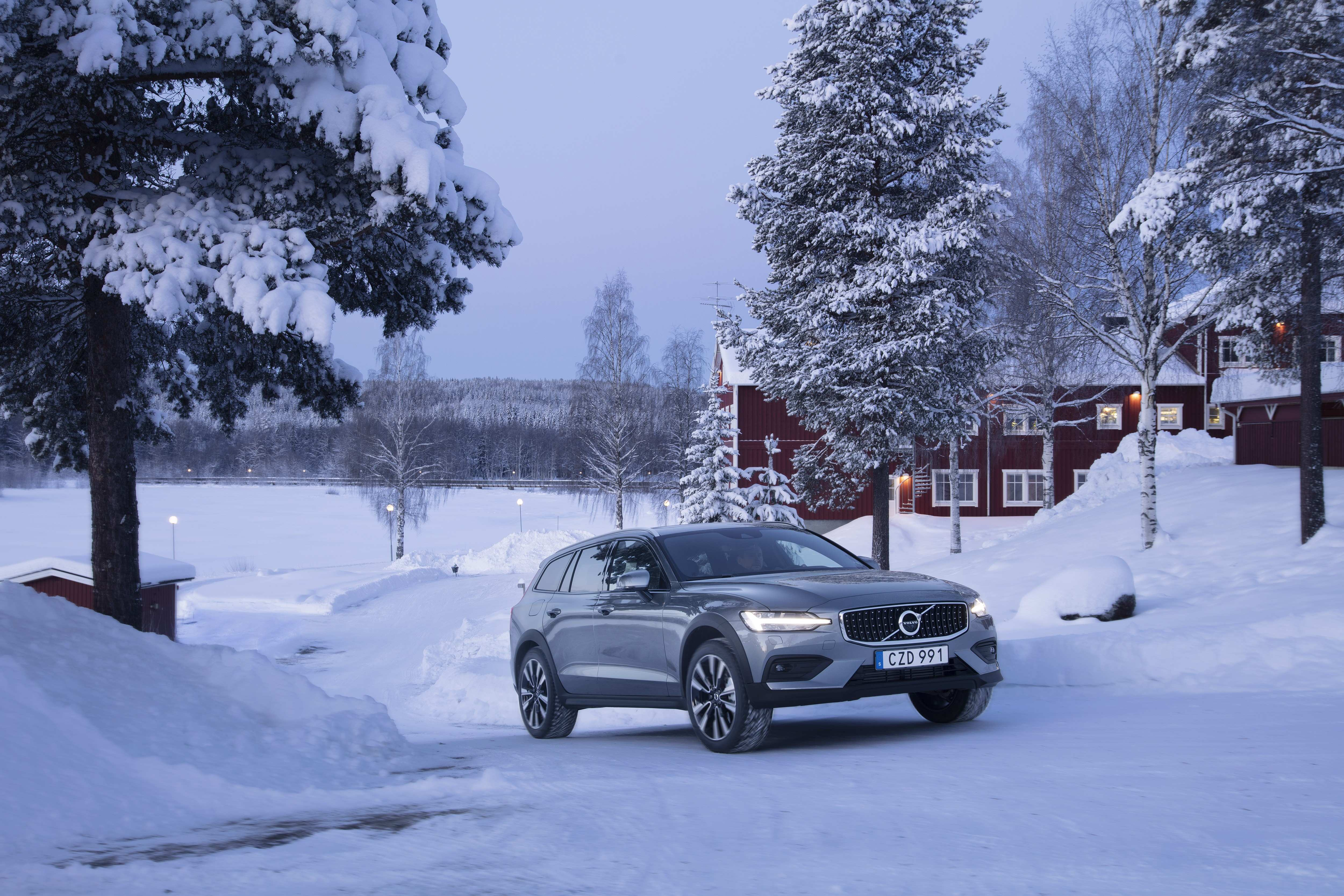 40 Best 2020 Volvo V60 Cross Country Review Performance