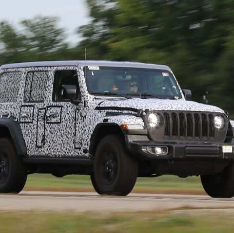 40 Best New Jeep Models For 2020 Redesign And Concept