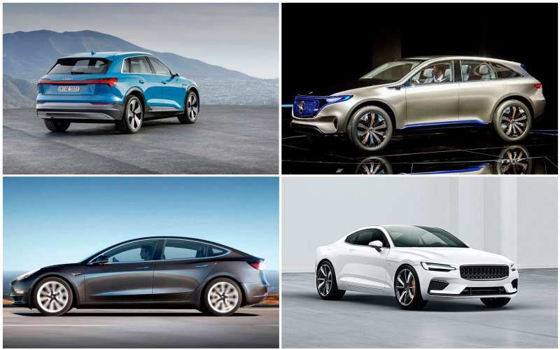 40 Best Volvo 2019 Coches Electricos Speed Test