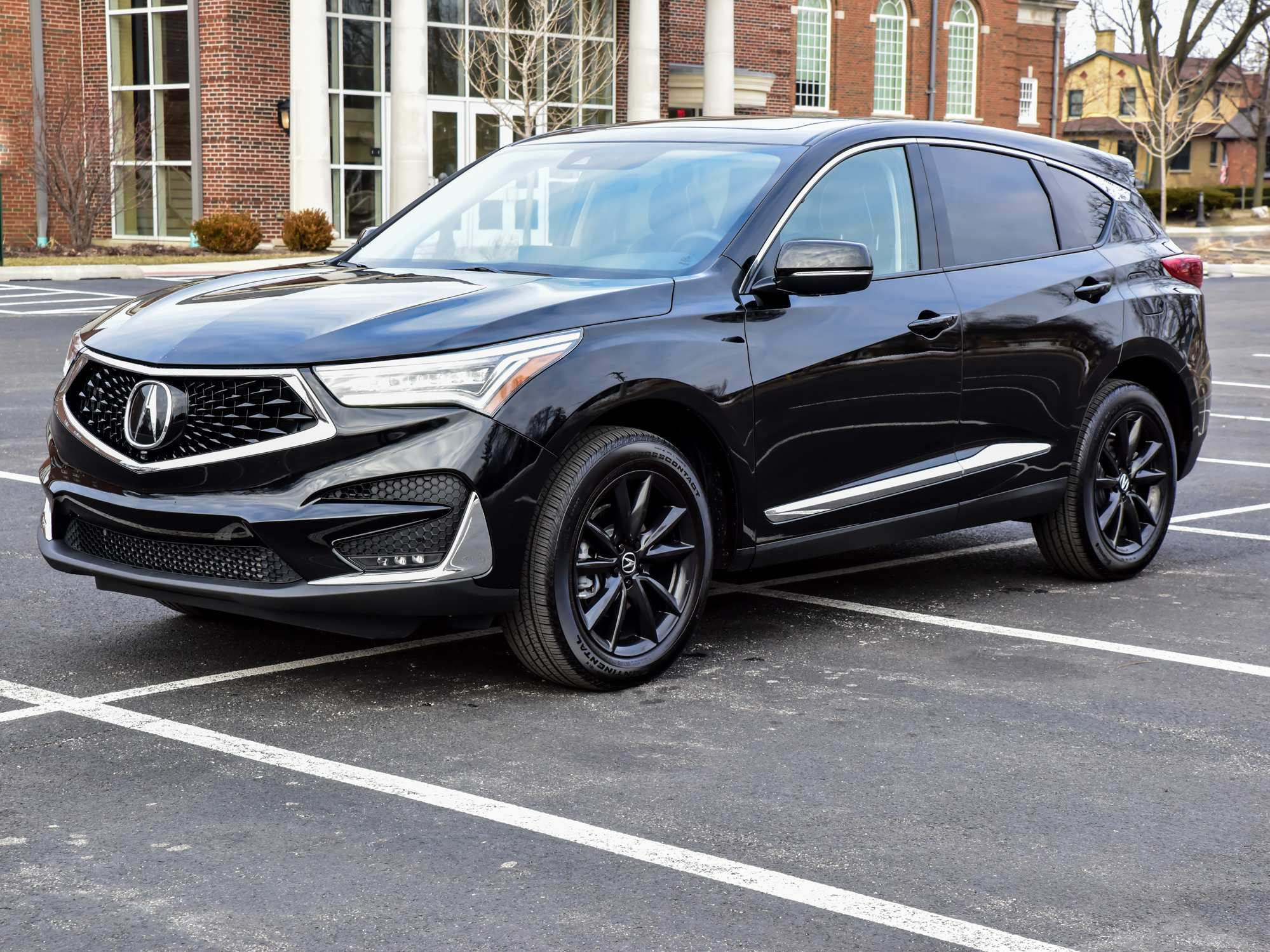 40 New 2019 Acura Rdx Images New Model And Performance