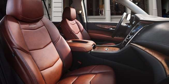 40 New 2019 Cadillac Escalade Interior Review and Release date