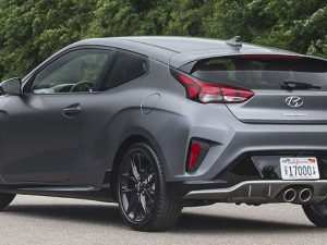 40 New 2019 Hyundai Veloster Review New Model and Performance