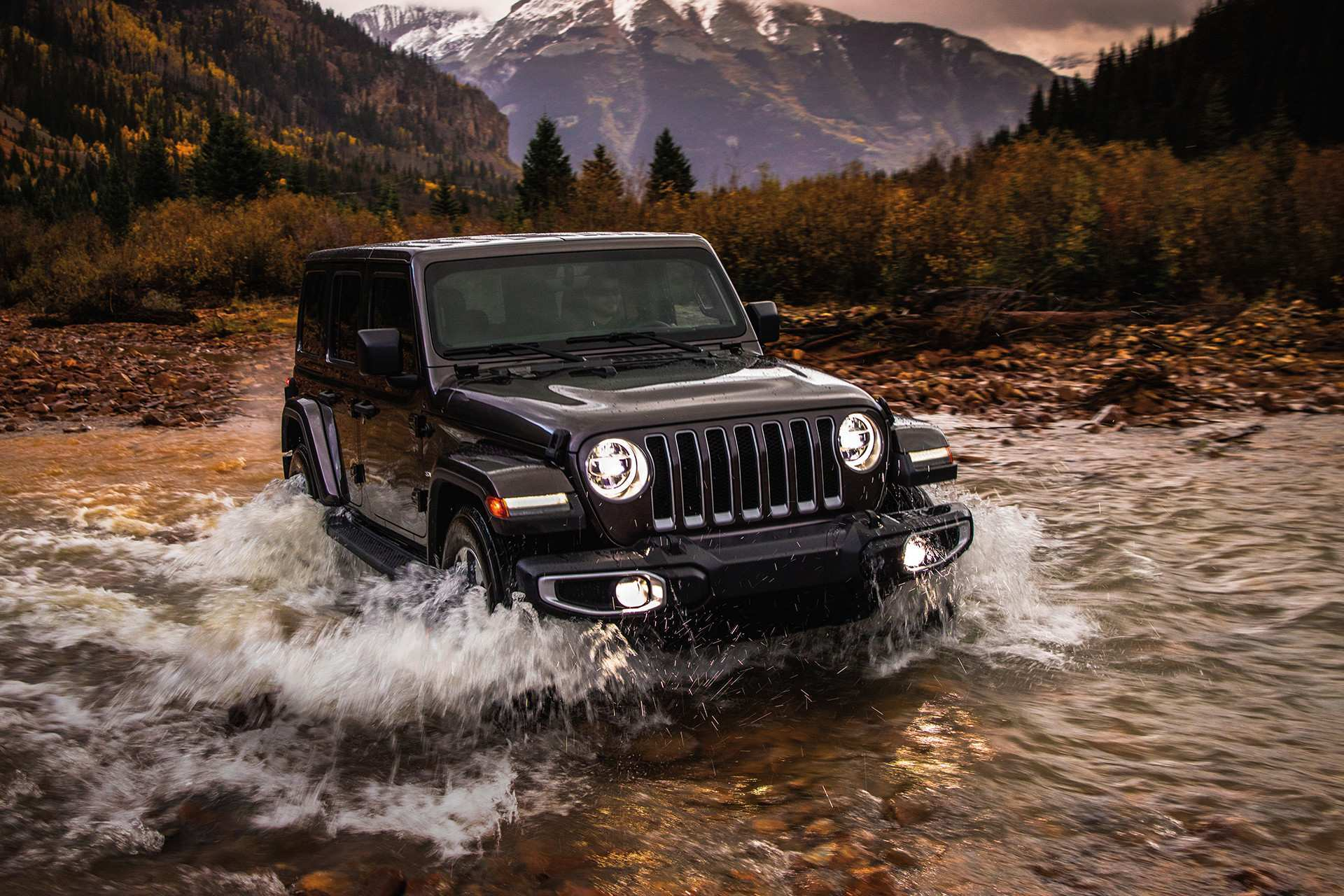 40 New 2019 Jeep Jl Price And Review
