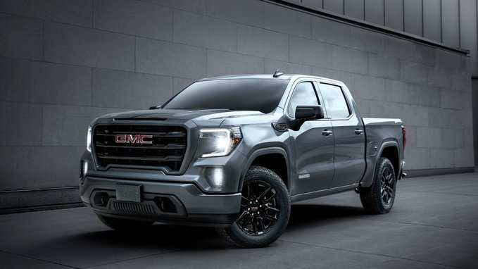 40 New 2020 Gmc Sierra Build And Price Reviews