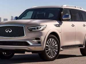 40 New 2020 Infiniti Qx80 New Body Style Price Design and Review