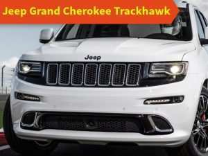 40 New 2020 Jeep Grand Cherokee Redesign Redesign