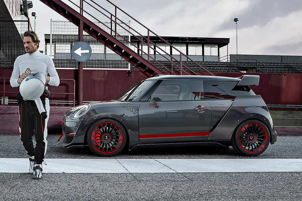 40 New 2020 Mini Cooper Jcw Interior