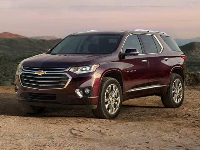 40 New Chevrolet Traverse 2020 Performance
