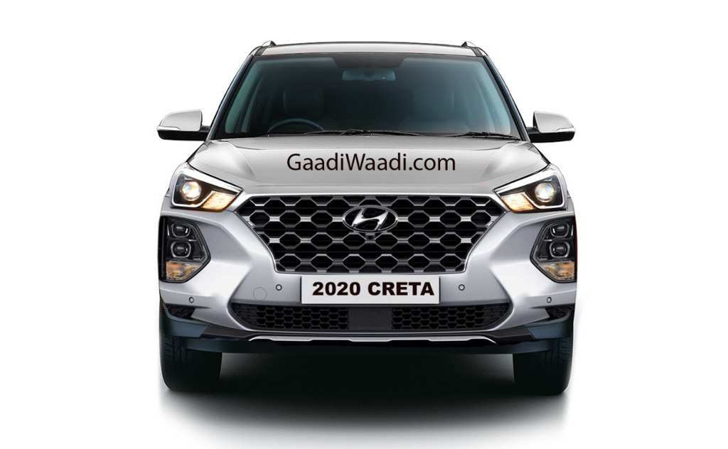 40 New Hyundai Creta Facelift 2020 Price